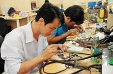 Training course on micro-electro-mechanical technology ends