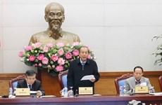 Administrative reform shows progress