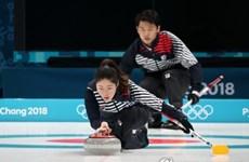 Curling, ski jumping kick off Winter Olympics 2018