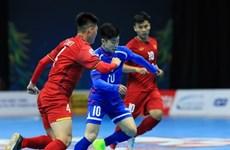 Vietnam to repeat success at Asian futsal: head coach Miguel Rodrigo