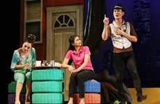 HCM City theatres stage new shows for Tet