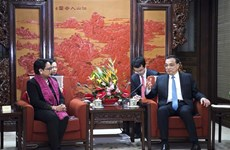China wants closer connection in growth strategy with Indonesia