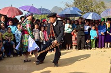 Festivals to spotlight H'mong culture, peach blossoms in Ha Giang