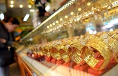 Gold prices rise significantly before Tet