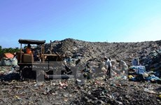 Waste treatment in cities improves