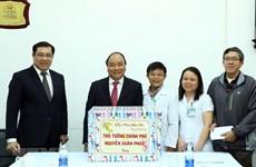 Prime Minister visits hospital in Da Nang