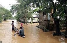 Storm Sanba kills 9 in Philippines