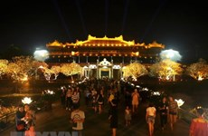 Two-decade efforts to preserve Complex of Hue Monuments