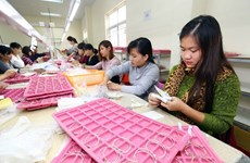 Vietnam boosts trade ties with strategic partners