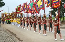Phu Tho: festival dedicated to nation's legendary mother