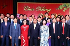Prime Minister attaches importance to Party's leadership