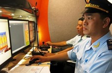 Binh Duong customs facilitate import-export activities during Tet