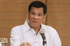 Philippines to ban troops from joining US-led wars