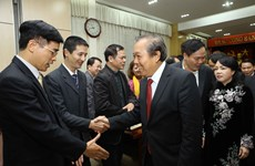 Deputy PMs extend congratulations on Vietnamese Doctors' Day