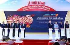 Construction starts on Vietnam's first petrochemical complex