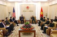 US wants to strengthen defence ties with Vietnam: Ambassador