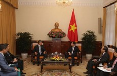 Vietnam enhances cooperation with Azerbaijan