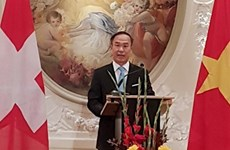 Vietnam mission in Geneva holds early-spring gathering