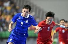 Vietnam to meet Thailand at AFF futsal event
