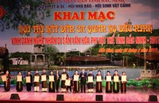 Bac Ninh honours 47 intangible cultural heritage artisans