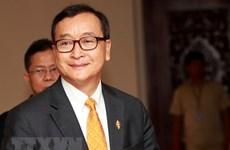 Cambodian court seizes Sam Rainsy's property