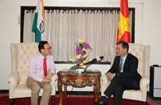 President Tran Dai Quang's India visit to foster multi-faceted cooperation