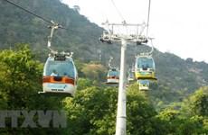 Ba Den Mountain tourism site welcomes 1 million visitors