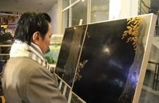 Art exhibition on Hoan Kiem Lake kicks off