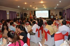 Gathering marks Vietnamese Doctors' Day in Cambodia
