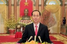 President Tran Dai Quang's Bangladesh visit aims for 1 billion USD trade