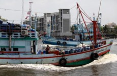 Thai gov't to meet with EU delegates in April