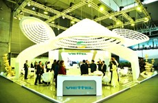 Eight Viettel products at world mobile expo