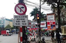 Commercial cars to be banned on inner-city streets