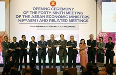 Singapore: Nations have political will to finalise RCEP in 2018