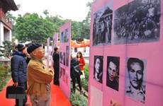 Hanoi: 16th Vietnam Poetry Day opens
