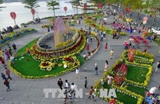 Da Nang City hosts slew of festive events