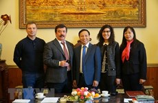 Top ranked university of Russia ready to welcome Vietnamese talents