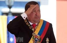 Photo exhibition on Hugo Chavez Frias opens in Hanoi