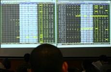 Shares slide on large-cap stocks