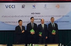 WIPO helps Vietnamese firms in IP protection