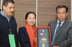 Vietnam attends education union congress in Mexico