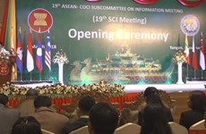 Myanmar holds 19th ASEAN information sub-committee meeting