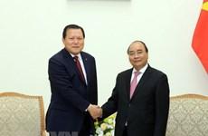 Prime Minister hails Lotte's operation in Vietnam