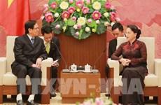 Leaders highlight strengthened Vietnam-Myanmar parliamentary ties