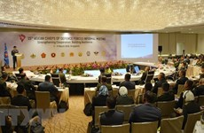 ASEAN chiefs of defence forces convene informal meeting