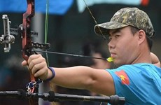 VN wins two golds at Asian Archery Championships
