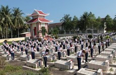 Portal on martyrs, graves, cemeteries to be announced in July