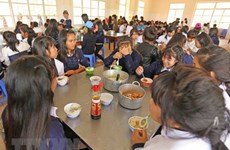 Thanh Hoa: Rice aid for nearly 20,000 disadvantaged students