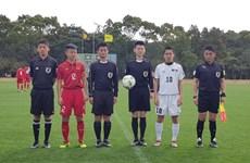 Vietnam U16 team top Group D at ASEAN event