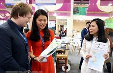 Vietnam's maps on show at Berlin international tourism fair